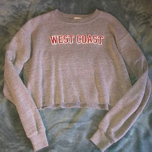 J Galt/ Brandy Melville sweatshirt